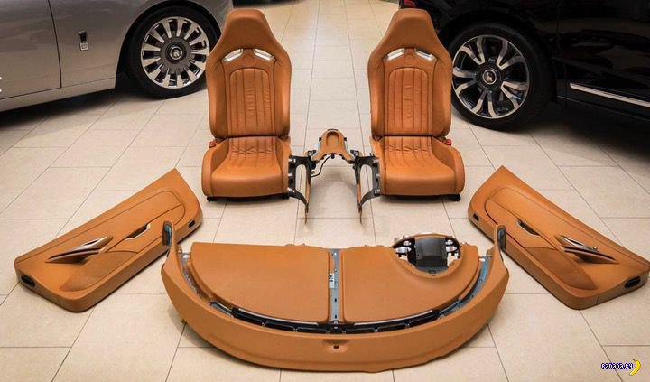 Если ваш салон Bugatti Veyro…