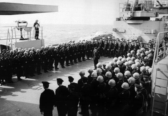 40 ЛЕТ НАЗАД МОРСКАЯ ПЕХОТА ВМФ СССР ВЗЯЛА СТОЛИЦУ СОМАЛИ