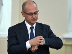 """Кириенко заявил об """"отработк…"""