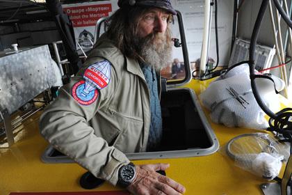 Федор Конюхов за 11 дней совершил кругосветный полет на воздушном шаре