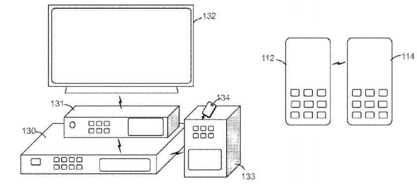 Sony патентует беспроводной …