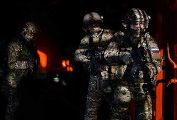 Спецназ ФСБ — подразделения специального назначения Федеральной службы безопасности
