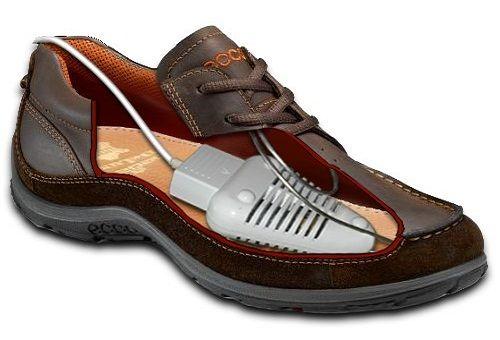 Как можно быстро и безопасно высушить обувь изнутри и не испортить ее внешнего вида?