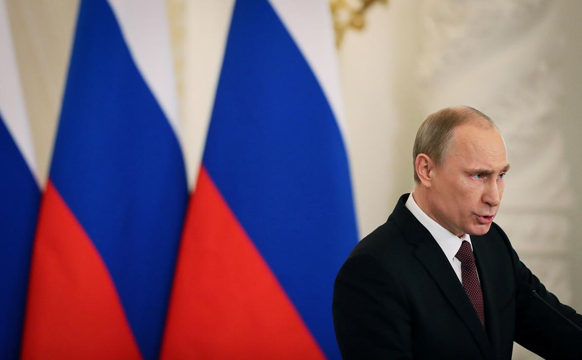 Путин посоветовал МИДу РФ судиться с США
