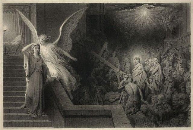 Клавдия Прокула - жена Понтия Пилата