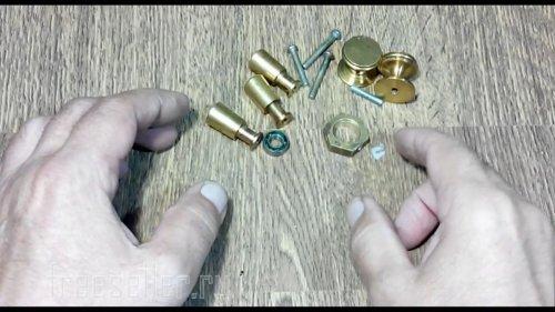 Материалы для изготовления спиннера