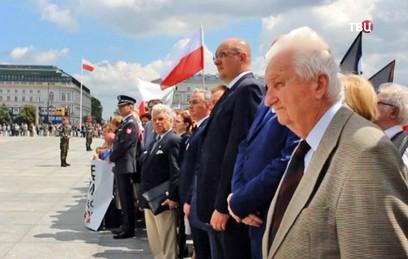 В Варшаве прошли мероприятия по случаю годовщины Волынской резни