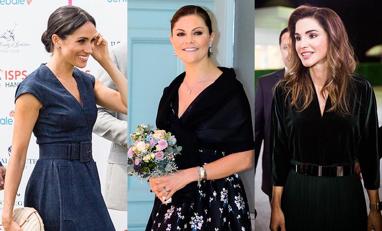 Кейт Миддлтон в Zara, принцесса Виктория в H&M и другие монархи в одежде масс-маркета