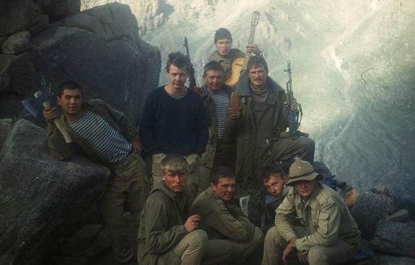 Забытые герои Афгана - Восстание в крепости Бадабер