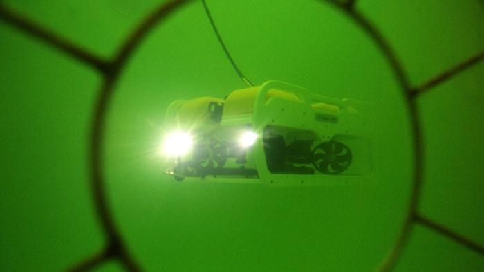 Российские специалисты создали уникальную систему  навигации для подводных роботов