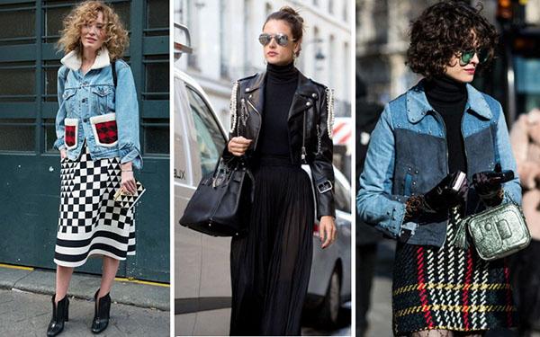 Как носить модные куртки весны 2018: лучшие примеры