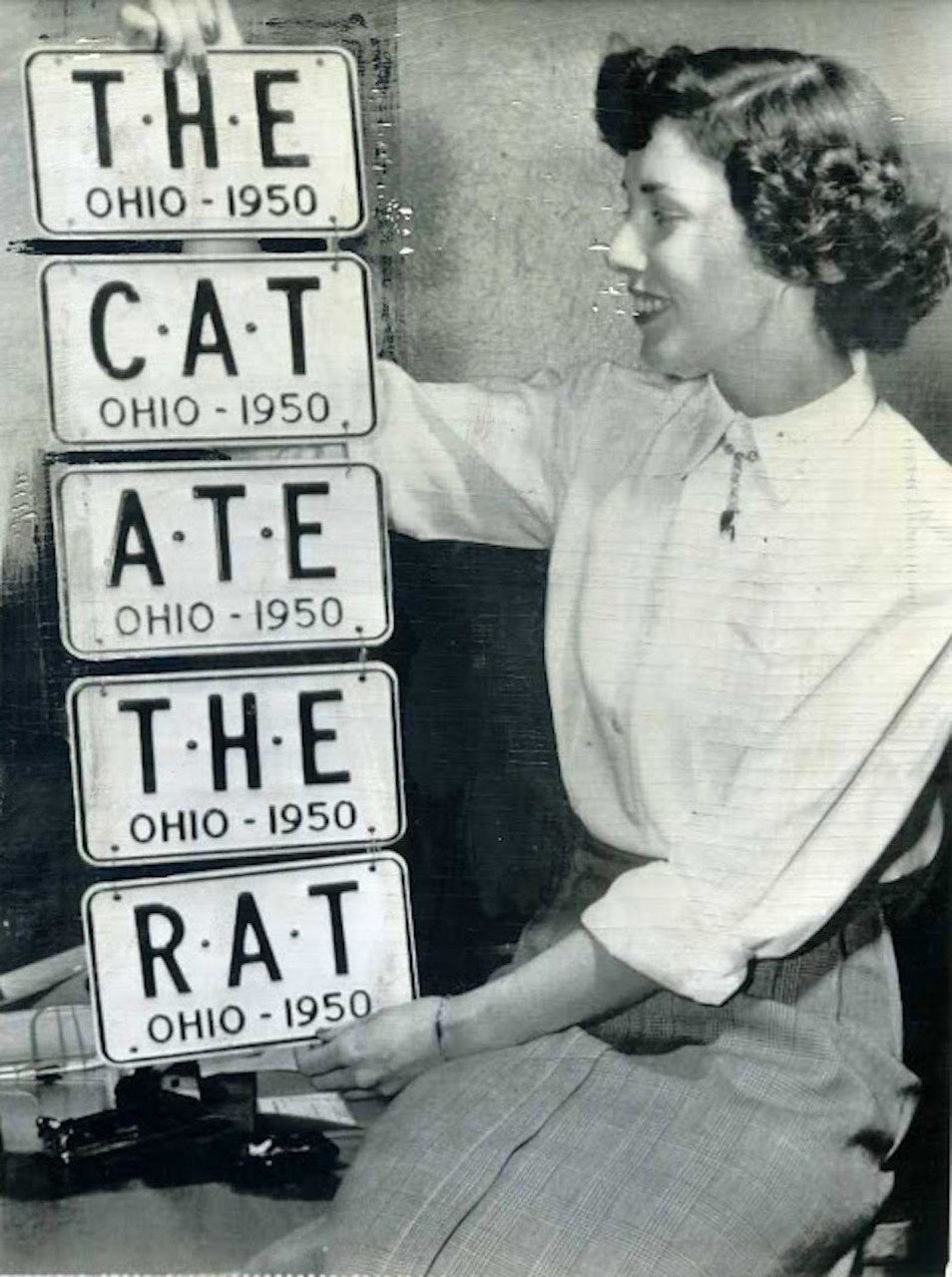 THE-CAT-ATE-THE-RAT-OHIO-1950