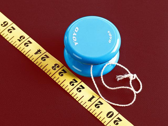 Эффект йо-йо: почему так трудно удержать вес после диеты