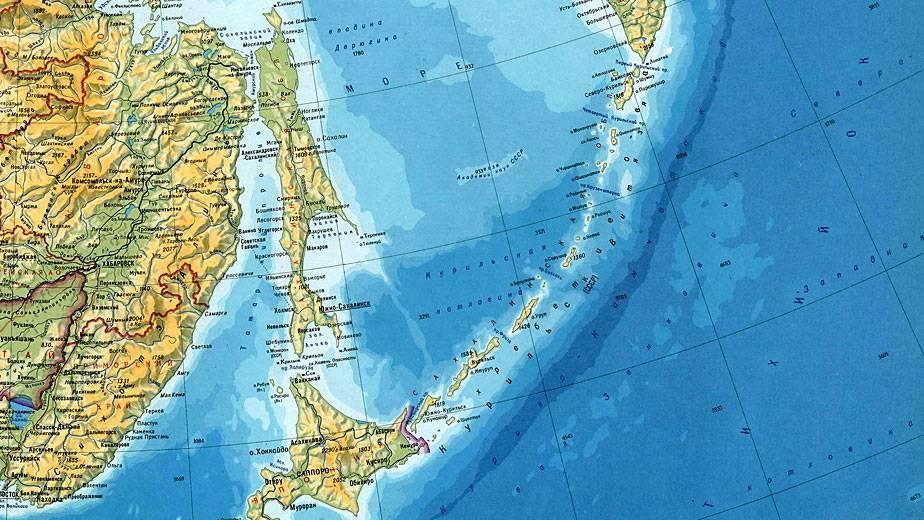 Вбросы на тему Курил: Япония…