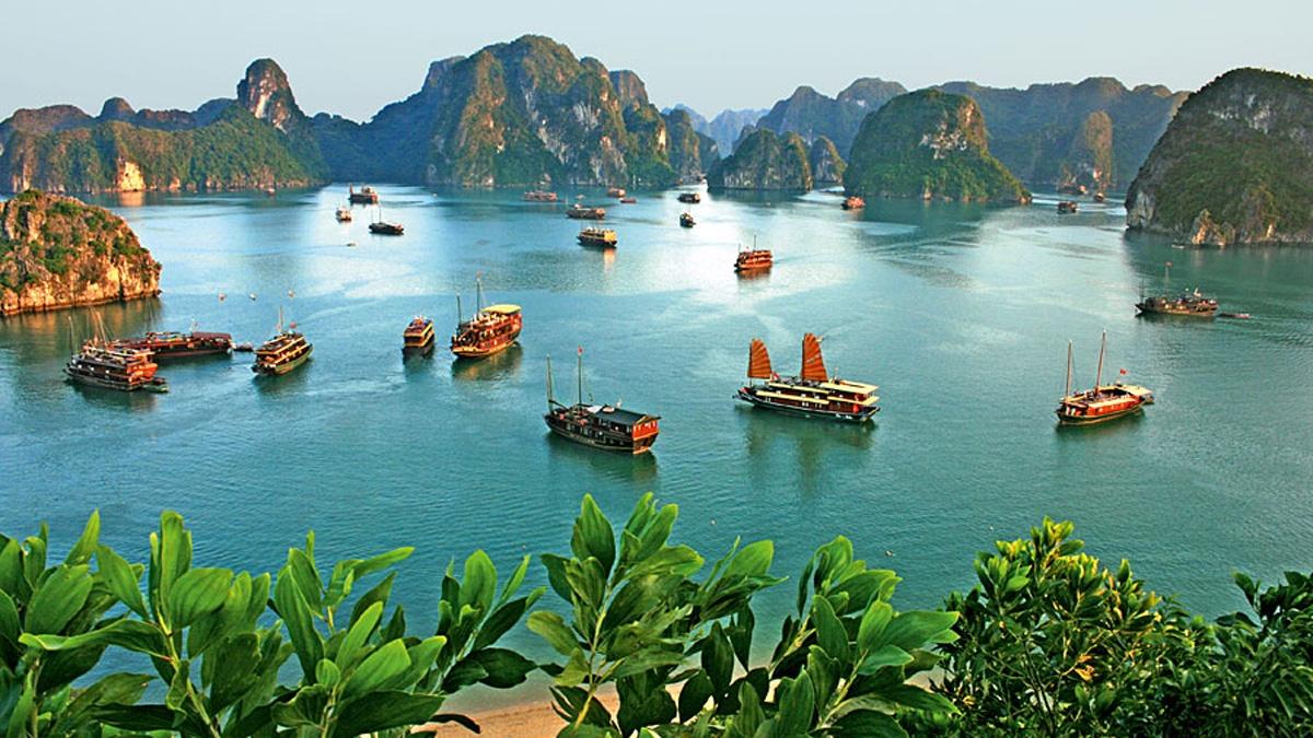 Вьетнам, как восточная экзотика.