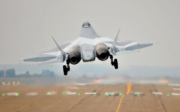 Великобритания пыталась узнать технологии, применяемые в Су-57