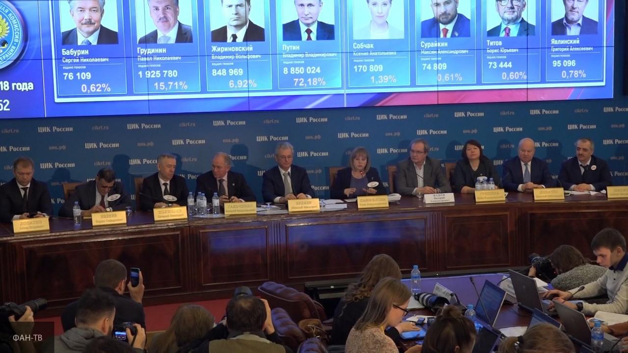 «Большая работа ЦИК»: Марков о высоком уровне доверия граждан к Центризбиркому