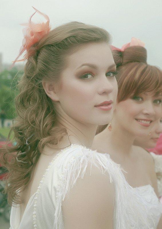 Ах ты, душечка, ах красавица.Красивые славянские девушки