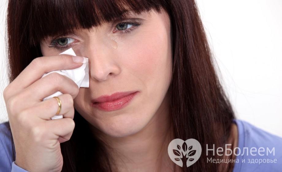 Как слезы влияют на здоровье: почему стоит поплакать?