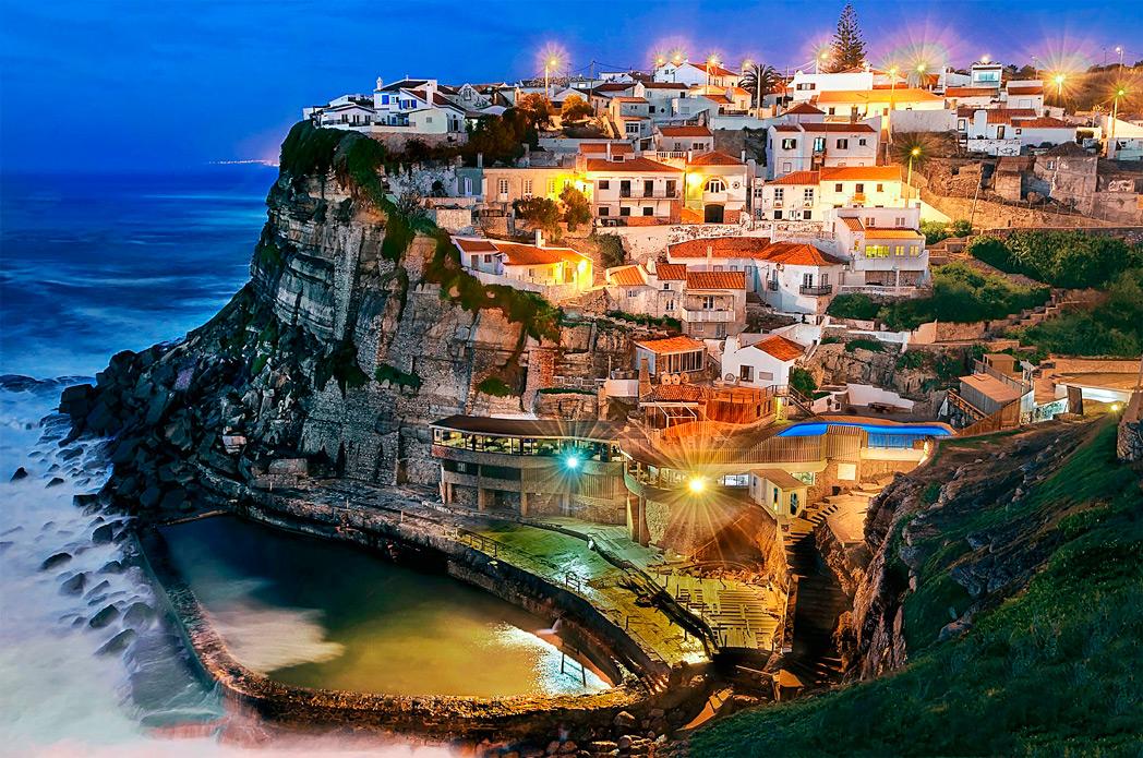 Азенхас ду Мар, Португалия