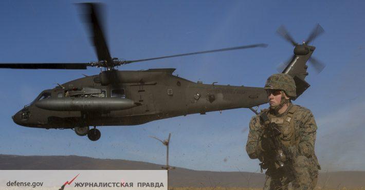США хотят отправить в Афганистан пять тысяч американских военных