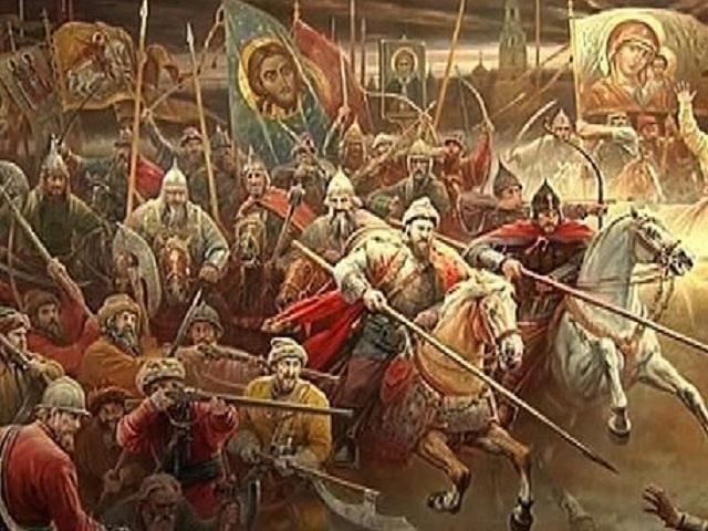 Заговор против Руси и России. Внутренние войска Ивана Грозного