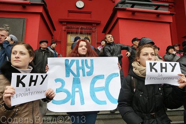 Сбылись пророчества: Украина все-таки замерзла