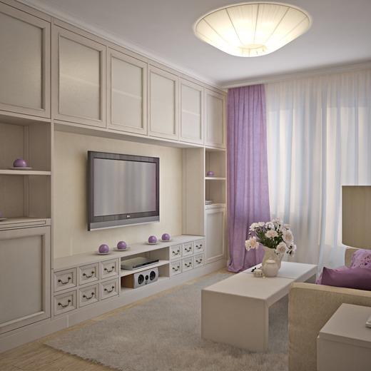 Дизайн маленькой квартиры в современном стиле фото