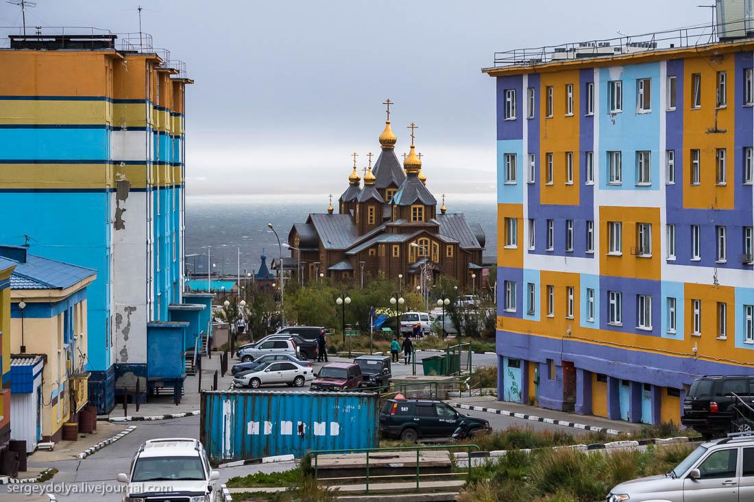 Лучший северный город России