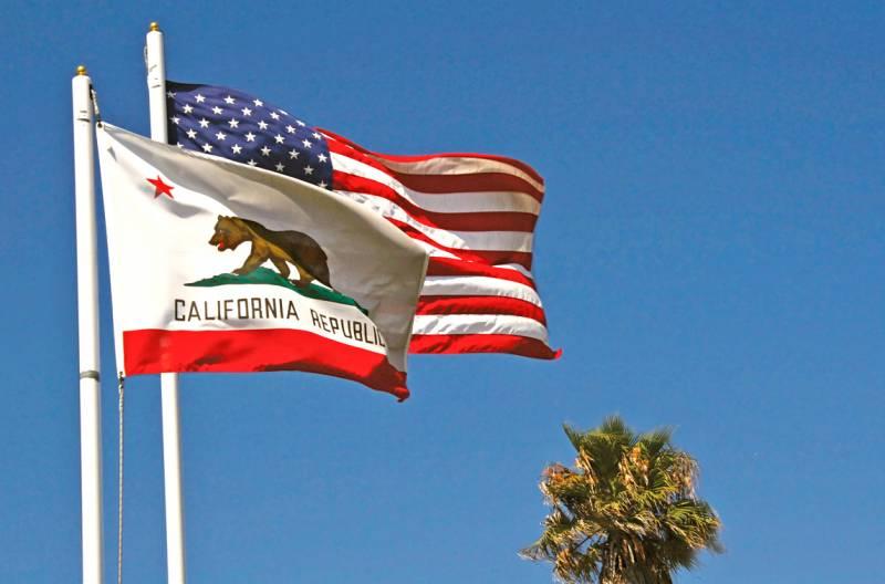 Развал США: Калифорния засобиралась на выход