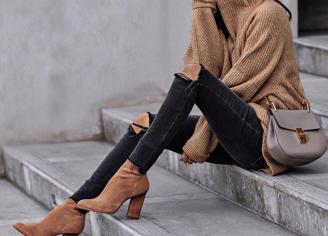 На заметку модницам — женские ботинки и полуботинки осени 2019: тренды, новинки