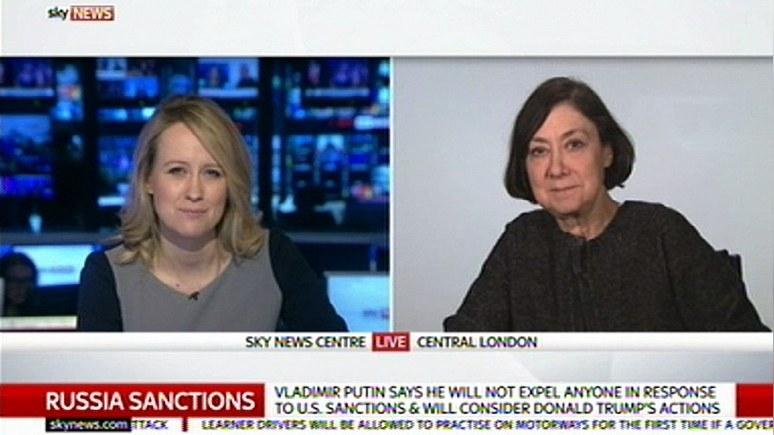 Эксперт Sky News: ответ Путина на санкции положит конец холодной войне
