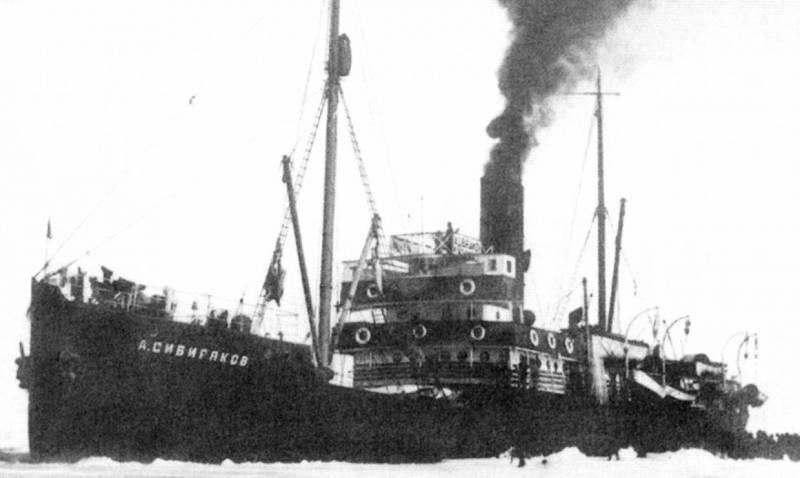 Ледокол против крейсера — часть II
