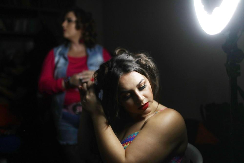Конкурс красоты среди «пышек» в Рио-де-Жанейро
