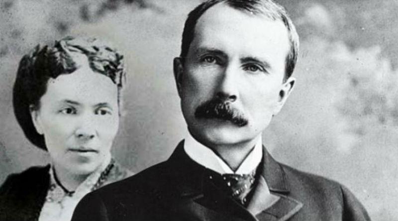 Джон Рокфеллер и Лаура Спелман: миллиарды, строгая экономия и 50 лет семейной идиллии