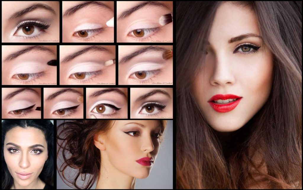 Как сделать красивый но естественный макияж для