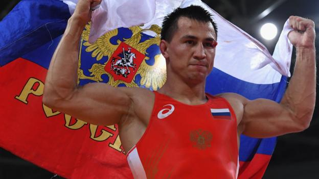 Испытываю чувство глубокой радости за наших спортсменов и гордости за Россию!
