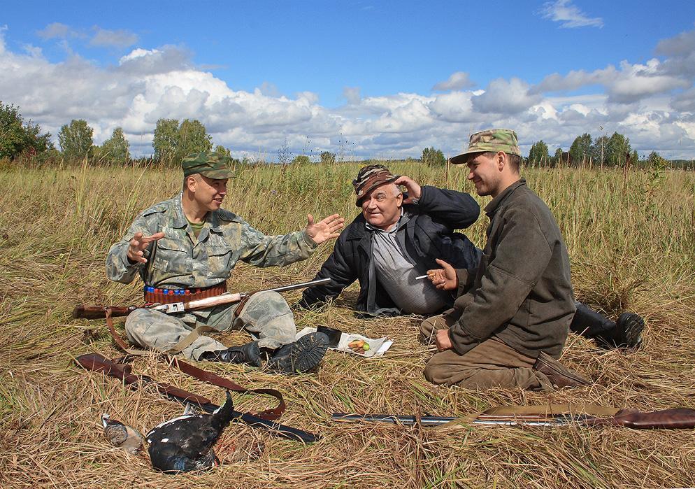 Необъяснимые случаи на охоте :  рассказы  бывалых