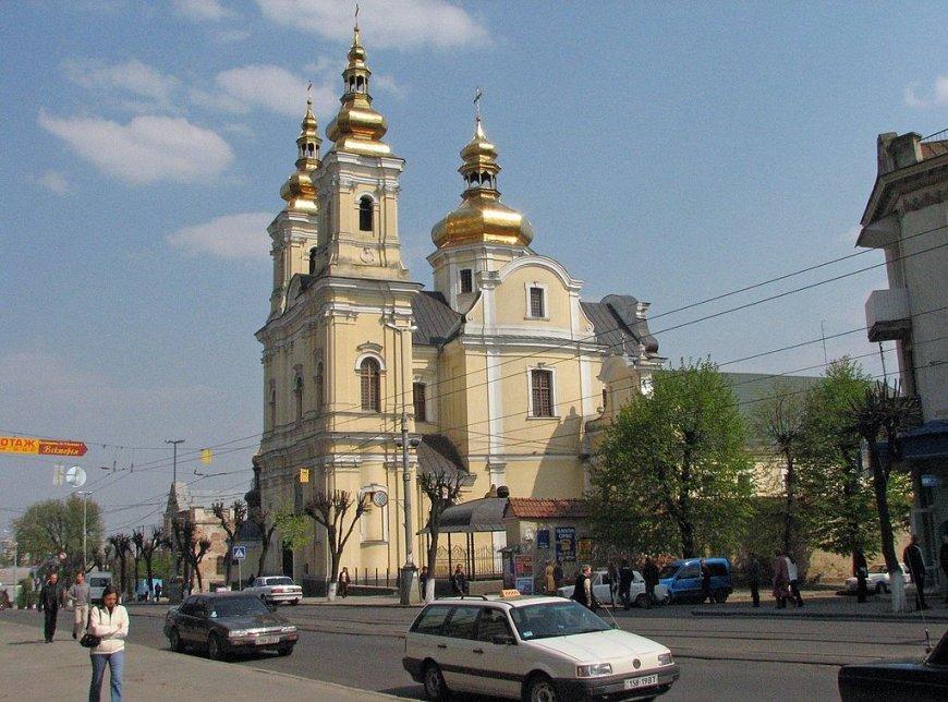 Церковный конфликт на Украин…