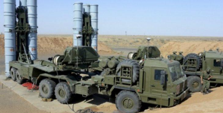 Сирийские летчики подставили американских «Рапторов» прямо под российский С-400