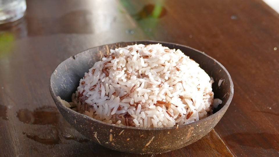 Какой сорт риса самый полезный