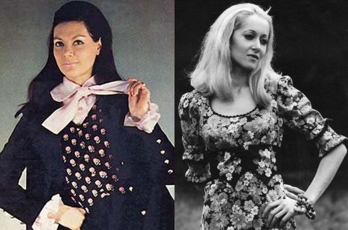 Топ-5 самых красивых и успешных советских манекенщиц