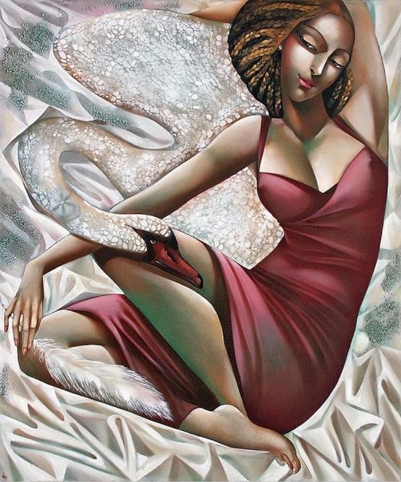 Ira Tsantekidou by Catherine La Rose  (5) (583x700, 353Kb)