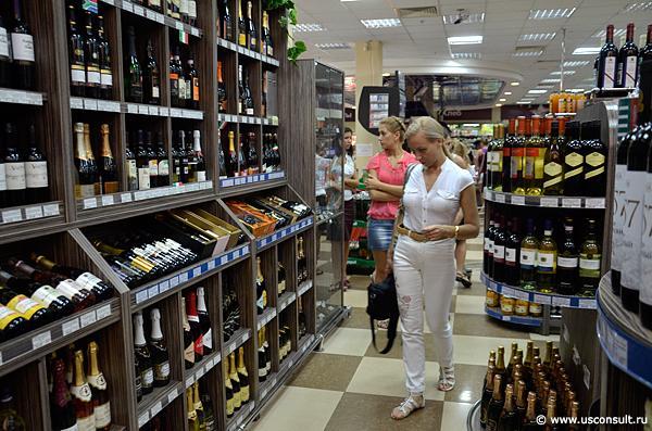 В России хотят закрыть алког…