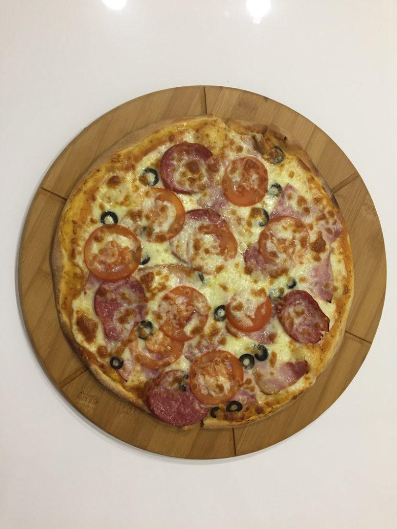 Очень вкусный рецепт пиццы