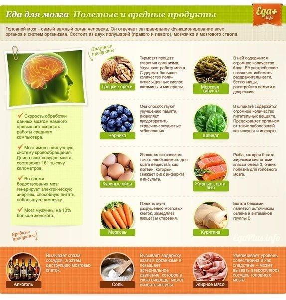 Еда для органов
