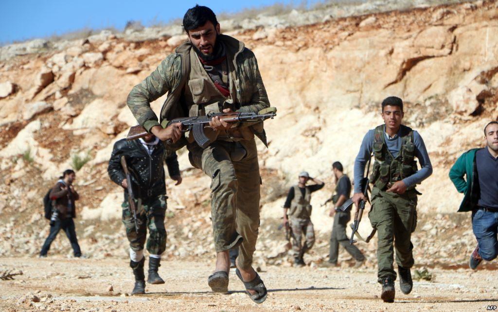САА готовит масштабное наступление на ИГ под Пальмирой