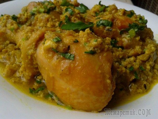 Просто и вкусно - чыхыртма азербайджанская