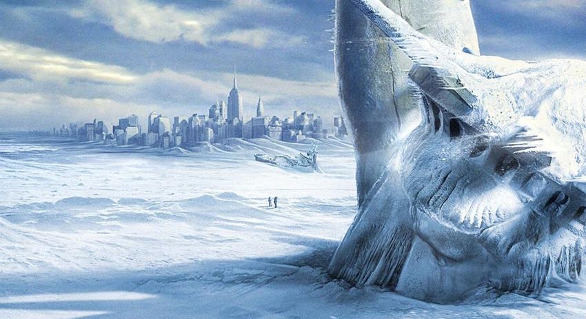 К 2100 году температура на Земле «перевернётся»