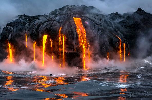 Человечество процветало после извержений супервулканов
